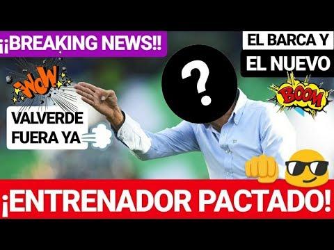 ¡¡EL BARÇA y FICHAR A ESTE GRAN MÍSTER!! FC BARCELONA NOTICIAS FICHAJES y RUMORES