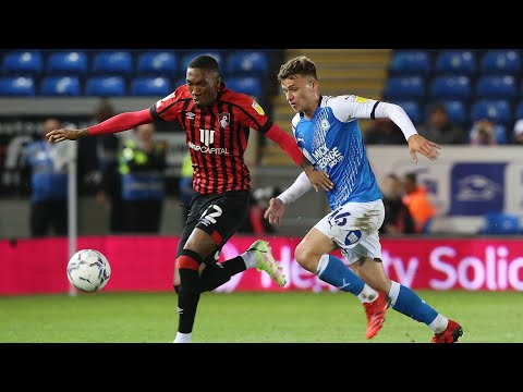 Peterborough Bournemouth Goals And Highlights