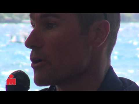 Craig Alexander Pre-Race Interview 2014 Kona
