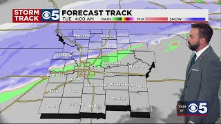 Winter's Last Stand: Winter weather advisory issued for Kansas City