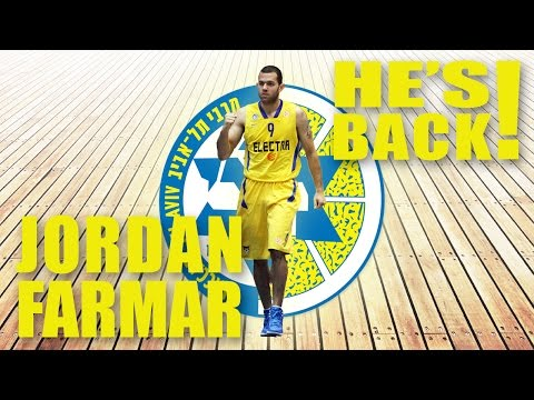 Jordan Farmar, Welcome Back To Maccabi!