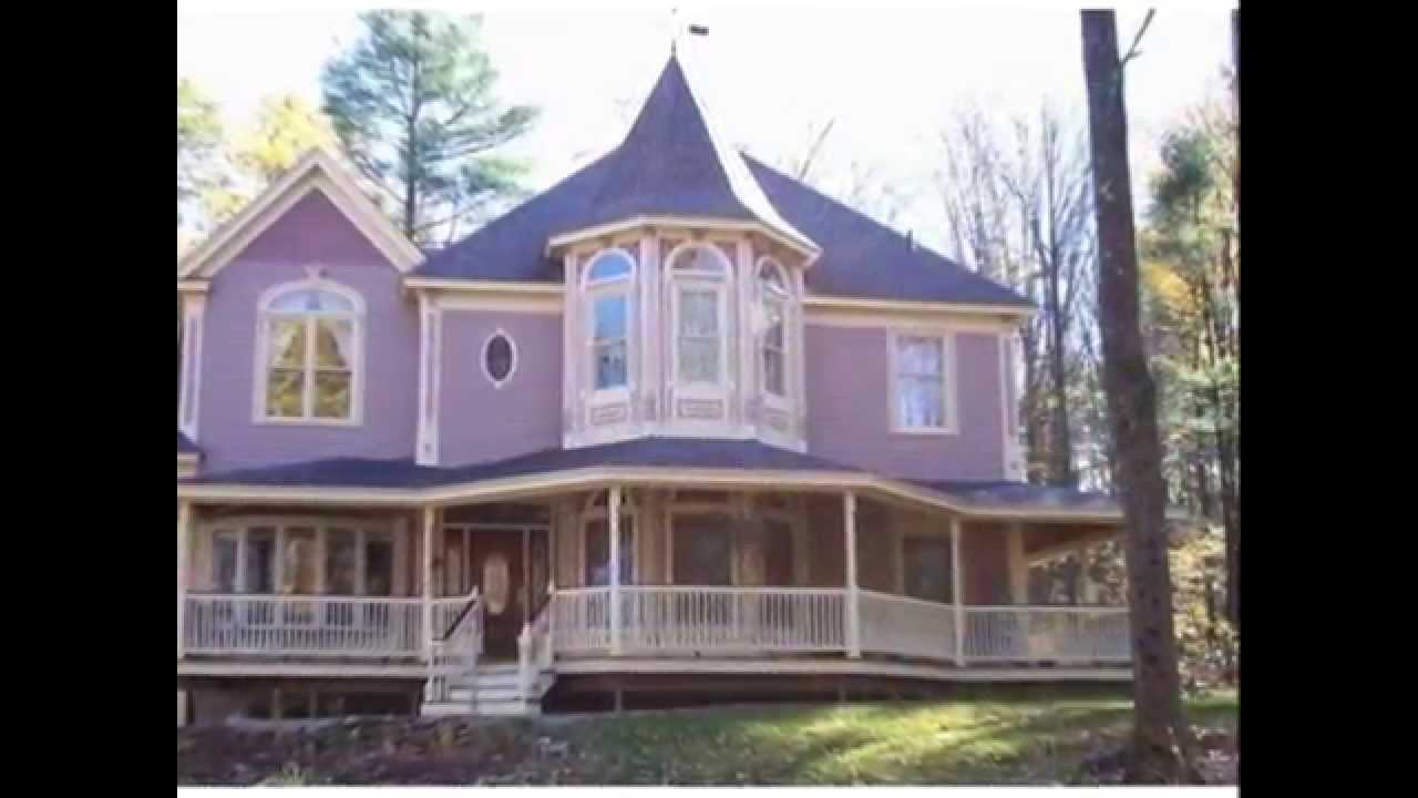 Victorian Homes Of New Hampshire Val Cloutier Youtube