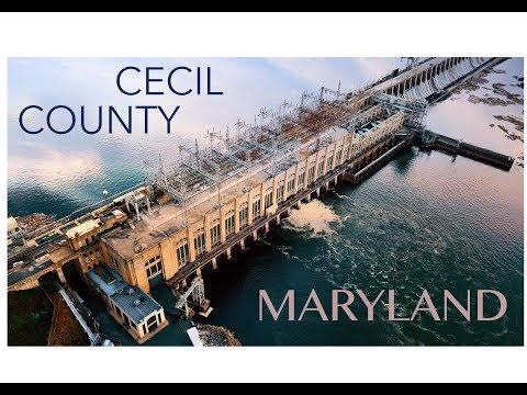 Amazing Aerial Views of Cecil County