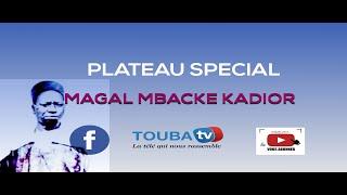 PLATEAU MAGAL MBACKE KADIOR