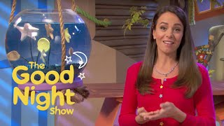 Hush Song | Sprout | The Good Night Show | Kids Songs