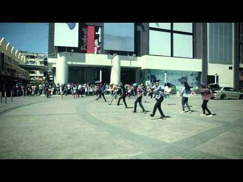 Sandakan FlashMob at Habour Mall !!