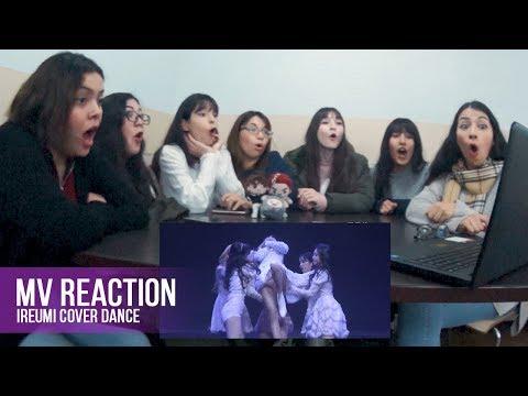 "[MV+Performance Reaction] GFRIEND (여자친구) ""Sunrise (해야)"" Ireumi Dance Cover"