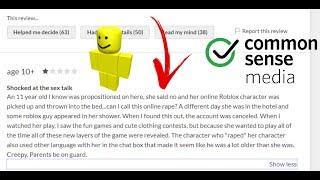 Roblox Parent Recensioni - Common Sense Media