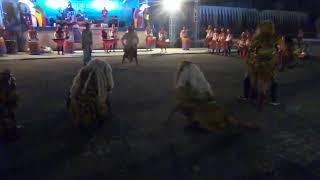 Duta Seni Kab. Semarang Drumblek Panklima LEGENDA SENJOYO di PRPP part 3