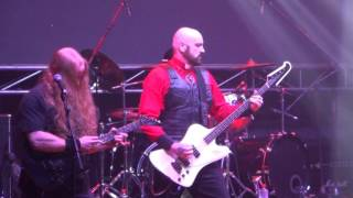 ACHERON - Live In Chile 07/nov/2015 (Part 1/2)