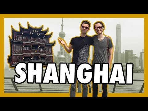 FACING FEARS IN SHANGHAI | Gay Travel In China