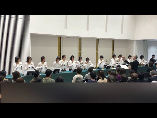 Handbell ハンドベル Believe, Ding Dong Ringers, Dir. Nozomu Abe 2019 Nov