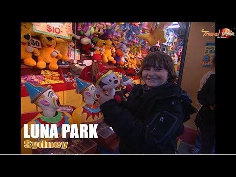 Australia - The Australian Museum & Luna Park - Top Sydney attractions for Kids