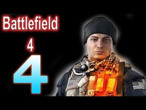 Battlefield 4 Destroy Tank Find Irish Meet Garrison Walkthrough Part 4