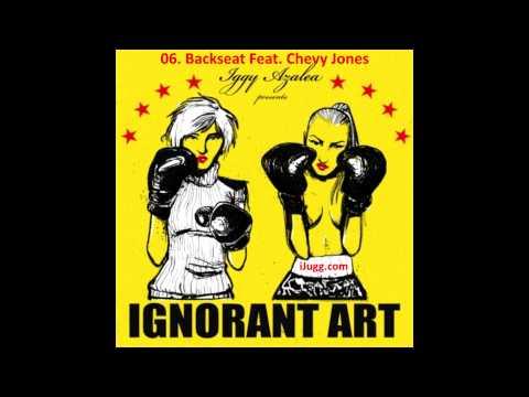 Iggy Azalea - Ignorant Art (Full Album)