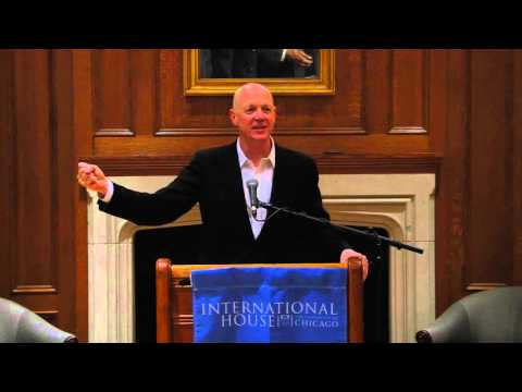 Blood Oil: Author Lecture with Leif Wenar | Global Voices Lecture Series