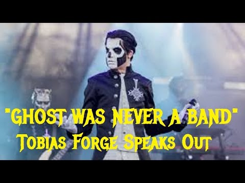GHOST Was Never a Band? TOBIAS FORGE (Papa Emeritus) Speaks Out Mp3