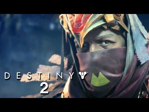 Destiny 2: Curse Of Osiris - Opening Cinematic Trailer