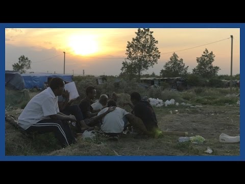 Calais migrants: Life in the Jungle | Guardian Features