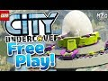 Unlocking A UFO LEGO City Undercover PS4 Free Play Gameplay Episode 6 mp3