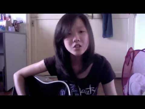 Christina Perri - Jar of Hearts Cover by Chloe Soh with bloopers