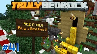 Truly Bedrock - Bee Paranoid - Ep 41