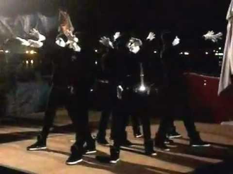 DANCE4ME Congo-Soirée Indienne-TOTAL E&P Congo-2012