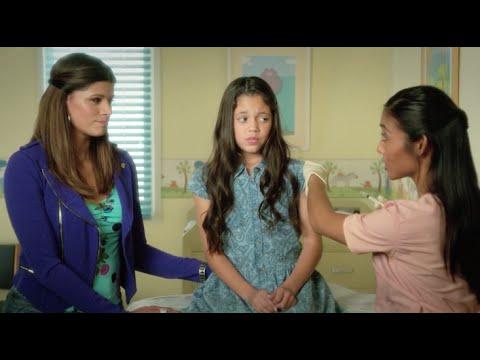 Donnabella Mortel, Andrea Navedo, & Jenna Ortega on, CW's