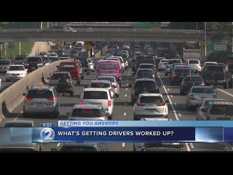 What's getting drivers worked up? Psychologist breaks down road rage
