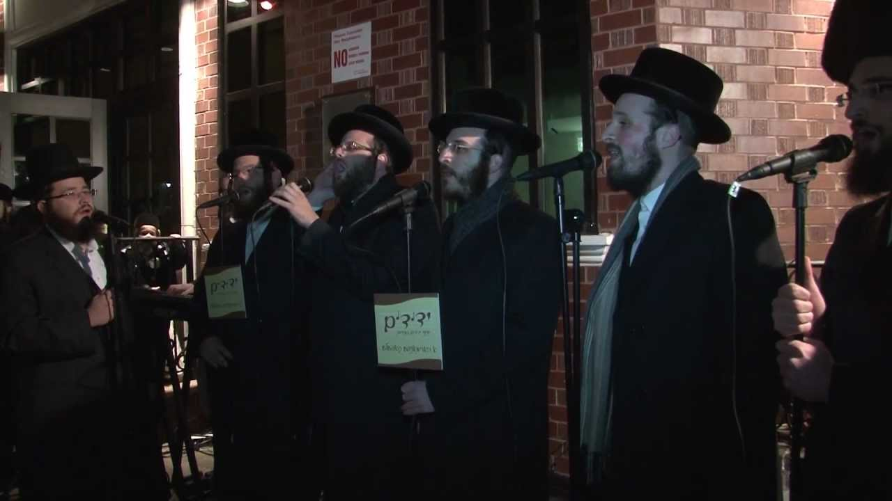 Dudi Kalish and Yedidim Choir - Mi Adir