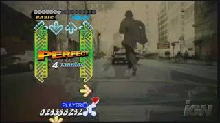 Dance Dance Revolution Universe Xbox 360 Gameplay - Feels