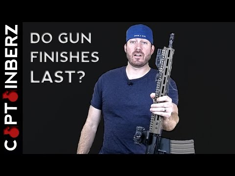 Do Gun Finishes/Coatings Last? How Long? (Cerakote, Duracoat, Aluma Hyde II, Krylon, Blueing)