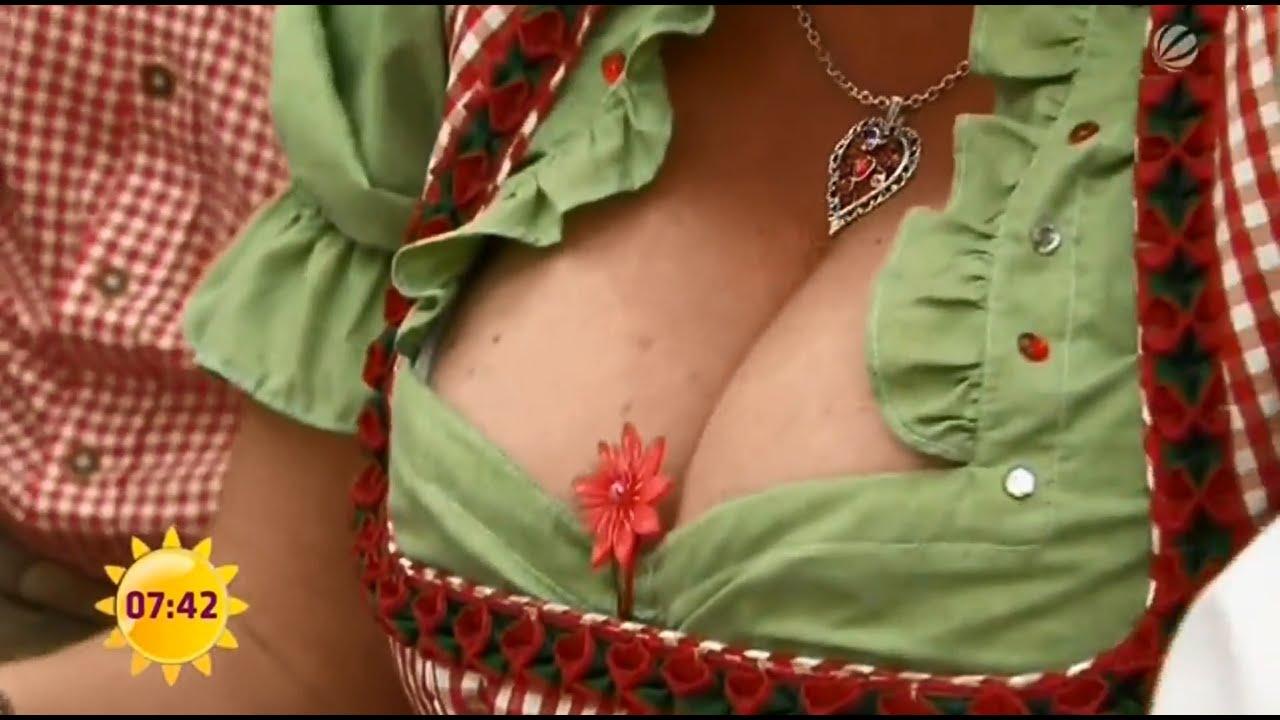 Schön Das perfekte Dekollete, auf fash. OKTOBERFEST - YouTube LT71