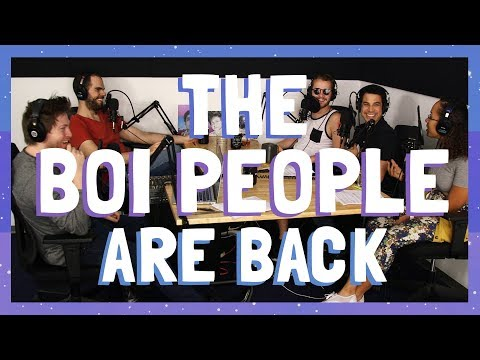 "The Boi People Are Back! - Sam & DJ from ""Only Stupid Answers"""