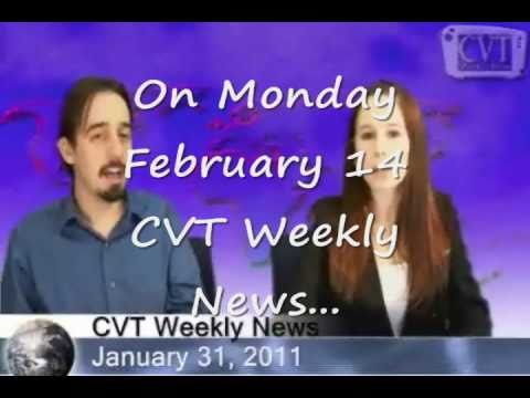 CVT Weekly News' VALENTINE'S DAY SPECIAL!