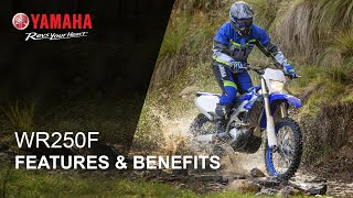 2020 Yamaha WR250F Features & Benefits