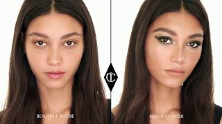 Makeup Tutorial: Party Eyes | Charlotte Tilbury