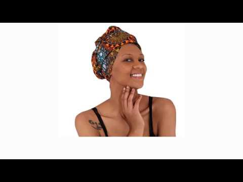 African head wraps - history and meaning from Africa Imports