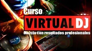 Como mezclar en virtual dj
