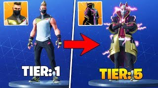 I Unlocked 'MAX TIER' DRIFT SKIN In Fortnite Battle Royale!