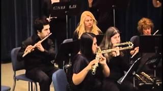 Pacific Flute Ensemble - Kelly Via Shenandoah