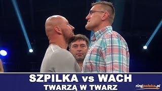 SZPILKA I WACH TWARZĄ W TWARZ!!!! - WALKA 10 LISTOPADA W GLIWICHACH