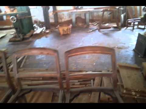 Wood Industries in Myanmar