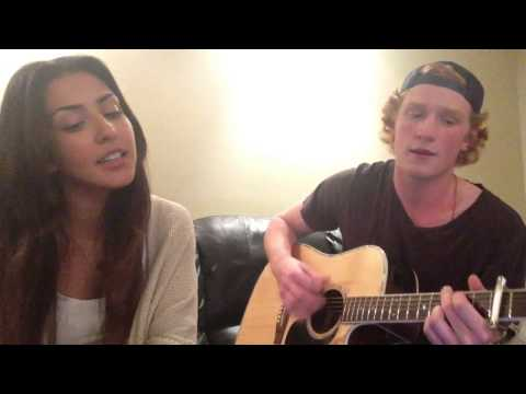Remind Me - Brad Paisley feat. Carrie Underwood (Cover by Alita Rose & Alex Carson)