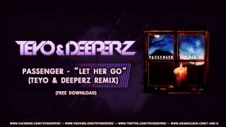 Passenger - Let her go (Hardstyle Remix - Teyo & Deeperz)