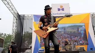 Konser PADI reborn di BERAU UNDIAN SIMPEDA BANKALTIMTARA 2019