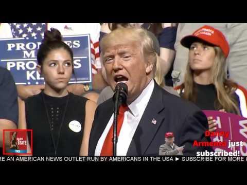 WATCH: President Donald Trump Full Speech in Cedar Rapids Iowa Rally 6-21-17