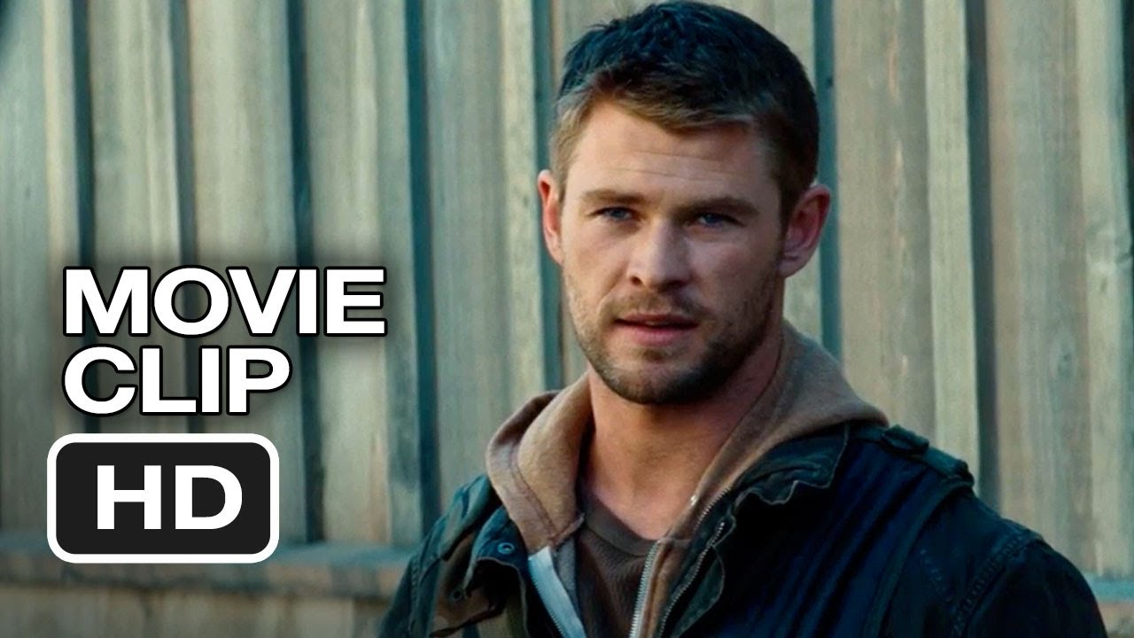 Red Dawn Movie Clip Outnumbered 2017 Isabel Lucas Chris Hemsworth Hd You