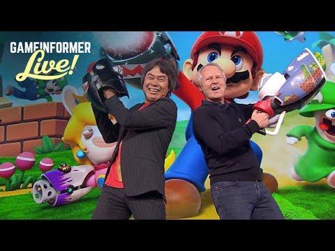 GI Live - Ubisoft Press Conference - E3 2017