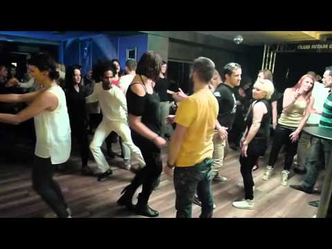 Eso 'ermano Cuban Salsa Days party, Ritam grada, Zagreb, 14-11-2015